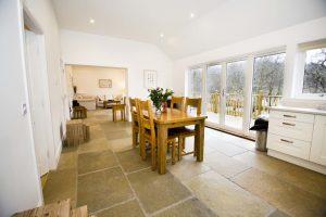Almond Cottage Dining Room Area