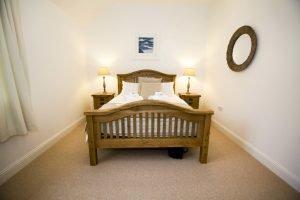 Almond Cottage King Bedroom