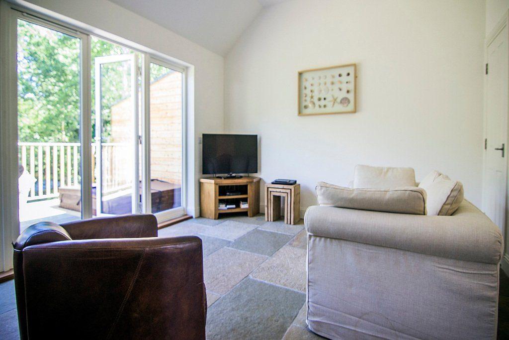 Almond Cottage living area