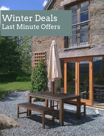 last minute winter deals at loch tay